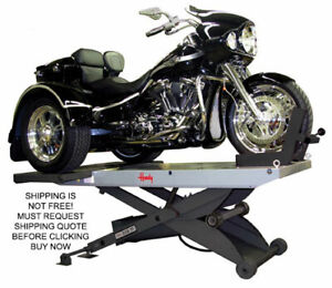 Handy Bob 1500 Lb Automotive Motorcycle Bike Trike Lift Table