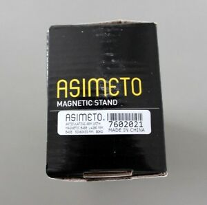 Asimeto Articulating Arm Magnetic Base 7602021 Brand New