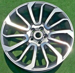 New Range Rover Autobiography Style 22 Inch Wheel 72250 Oem Factory Replacement