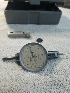 Interapid 312b 3 Dial Test Indicator 0001 Holder Indicol Swiss Made Nice