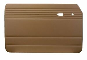 1961 1974 Vw Type 3 Front Only Door Panels W pockets choose Color