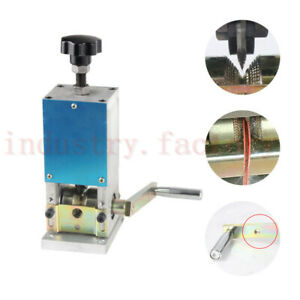 Manual Wire Stripper Stripping Machine 1mm 25mm Cable For Metal Recycle Tools