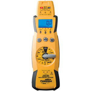 Fieldpiece Hs36 Expandable Autoranging True Rms Stick Multimeter W backlight
