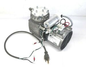 Knf Diaphragm Vacuum Pump Pn Un022avi 115 Volt 60hz 1 2 Amps 6770475