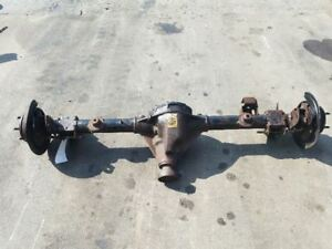 Rear Axle Dana 44 Lhd 3 73 Ratio Fits 08 15 Wrangler 294690