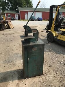 Whitney 118 Punch Press With Factory Stand Punches Dies Will Ship