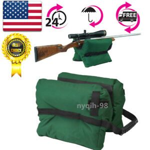 30x25x21cm Front Sand Bag for Shooting Rifle Gun Bench Rest Stand Bag
