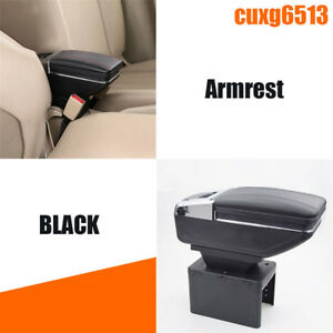 Universal Car Central Armrest Box Car Styling Decoration Protective Pad