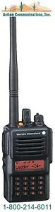 New Vertex standard Vx 829 Vhf 134 174 Mhz 5 Watt 512 Channel Two Way Radio