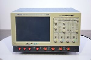 Tektronix Tds7104 1 Ghz 4 Channel Digital Oscilloscope With Sm Option