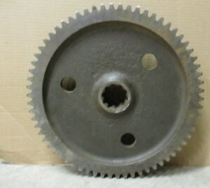 Massey Harris Bull Gear For 333 444 Tractors 32221a