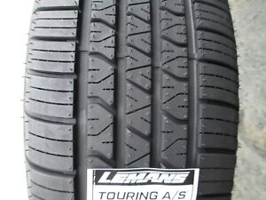 4 New 215 55r17 Lemans By Bridgestone Touring As Ii Tires 55 17 2155517 R17 Usa