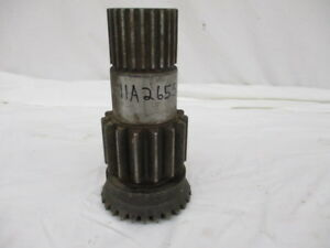 Minneapolis Moline Gear For G1000 And M670 Super Tractors 11a26551