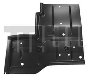 Rear Floor Pan For 87 95 Jeep Wrangler Yj right