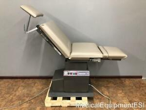 Midmark Ritter 111 Trend Iv Table Power Procedure Exam Dental Ent Chair