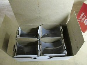 Case 300 400 Tractor For 148 Engine Main Bearing Set 030 Undersize 4154 m30