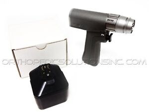 Stryker System 6 6203 Single Trigger Drill With New 6215 Non oem Battery