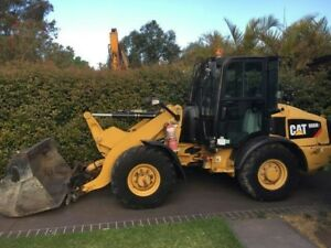 2012 Caterpillar 906h2 Wheel Loader