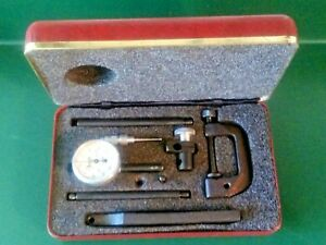 Central Tool Universal Jeweled Dial Test Indicator No 201
