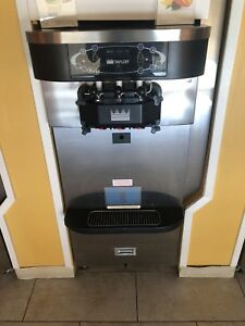 Taylor C723 Frozen Yogurt Soft Serve Ice Cream Machines 3 Available