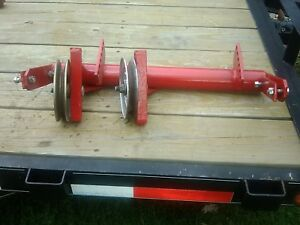 Farmall Cub Pulley Assembly For Woods 42 Belly Mower
