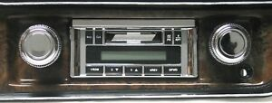 1973 1974 1975 1976 Chevy Chevelle Am Fm Stereo Radio Aux Usb 240 Watts
