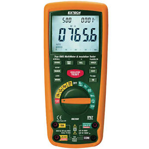 Extech Mg302 13 Function Wireless True Rms Multimeter 1000v Insulation Tester