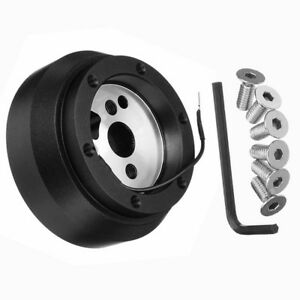 Car Steering Wheel Quick Release Hub Adapter Kit For Chevrolet Gm Jeep New Hot