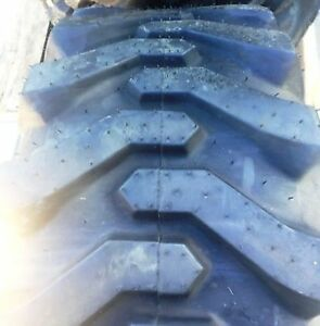 One Used Titan 15 19 5 Carlisle Trac Chief 6 Ply Tractor Tire Used