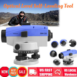 32x Automatic Optical Level Auto Leveling For Construction Engineering Survey