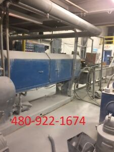 1988 Sterling Single Screw Extruder Ref 7795908
