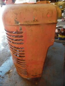 1948 Farmall M Gas Farm Tractor Grill decent