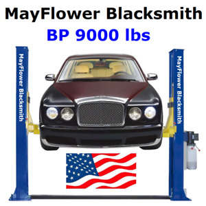 Mayflower Blacksmith Heavy Duty Base Plate Two Post Lift Car Lift Bp 9000 Lbs