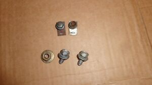 1968 1969 1970 Dodge Charger Plymouth Radio Speaker Mounting Nuts Bolts Clip