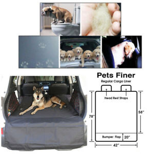 78 42 Car Suv Pet Boot Mat Trunk Cargo Liner Dog Cat Cover Waterproof 1pc