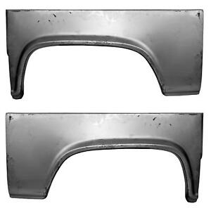 Rear Wheel Arch Quarter Panel Fits 61 67 Ford Econoline Van pair