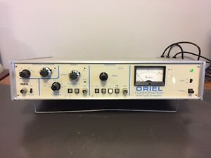 Oriel Ithaco Nf Instrument 70707 Lock in Amplifier
