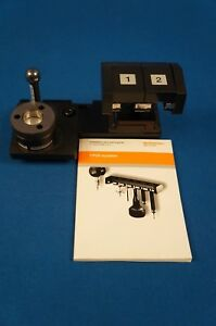 Renishaw Mcr20 Video Measuring Machine Probe Module Change Rack Calibration Kit