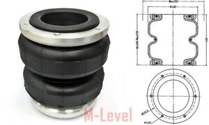 1air Ride Suspension System Standard 2500lb Universal Air Bags Replacement Part