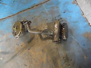 1957 Case 320 Gas Farm Tractor Engine Oil Pump