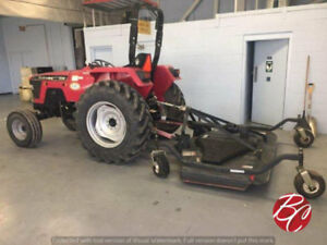 Mahindra 6530 Tractor Turbo Diesel 2012 Only 292 Hours