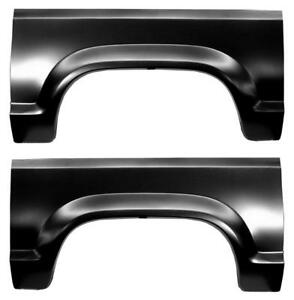 Rear Wheel Arch Quarter Panel Area Fits 83 88 Ford Ranger Pair