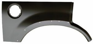 Rear Wheel Arch Quarter Panel With Molding Holes Fits 02 05 Ford Explorer Right