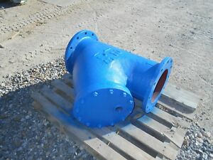 Flanged 12 Y Strainer