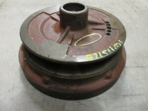 Massey Ferguson Pulley For Model 760 Combines 271511m1