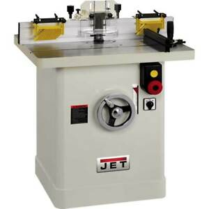 Jet Jws 35x5 1 Shaper 5hp 1ph 230v 708326