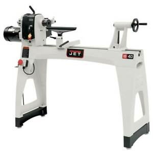 Jet 719600 Jwl 1840evs 230 volt 2 hp Electronic Variable Speed Woodworking Lathe