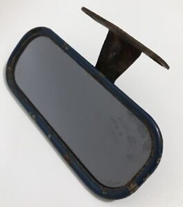 Vintage Car Truck Interior Rear View Mirror 1950s 1940s Chevy Ford Dodge Rat Rod