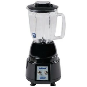 Waring 3 4hp Nublend Commerical Bar Blender high low toggle