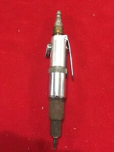 Chicago Pneumatic 1 4 Drive Screwdriver Cp917 r Used Condition